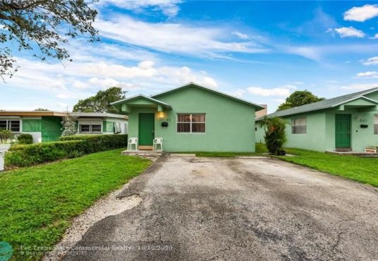 611 nw 3rd ct hallandale